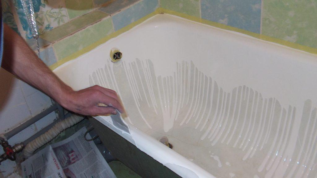 реставрация ванн васильков